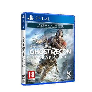 Tom Clancy's Ghost Recon Breakpoint Aurora Deluxe Edition PS4