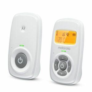 Motorola Babyphone MBP-24 audio monitor za nadzor