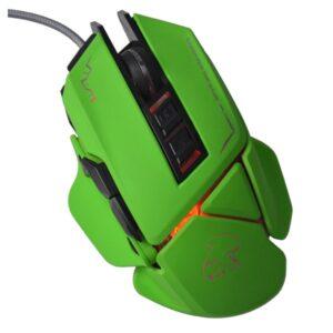 MAXLINE GAMING MIŠ ML-G5 ALIEN zeleni