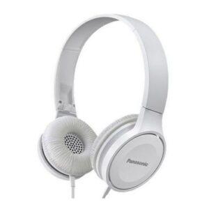 Panasonic naglavne slušalice RP-HF100E: bijele