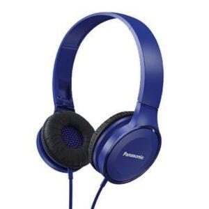 Panasonic naglavne slušalice RP-HF100E: plave