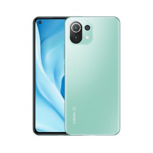 Xiaomi Mi 11 Lite 5g 6 gb 128 gb zeleni